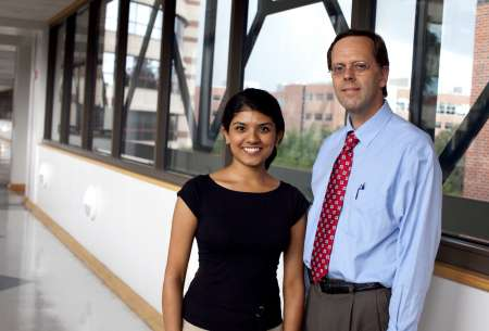 Dr. Paul Carney and Dr. Rabia Zafar