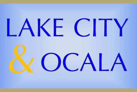 Lake City and Ocala
